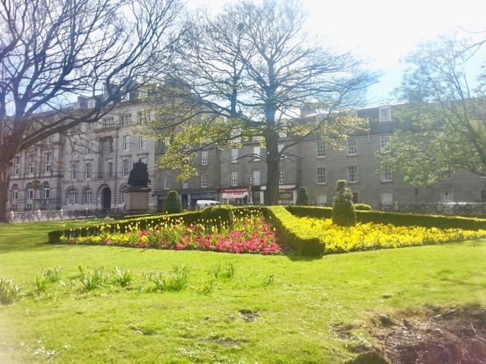 Obiective Turistice Aberdeen Scotia orașul de argint ce vizitam atractii 20