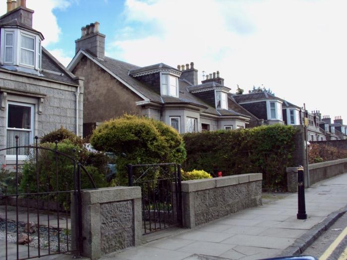 Obiective Turistice Aberdeen Scotia orașul de argint ce vizitam atractii 10