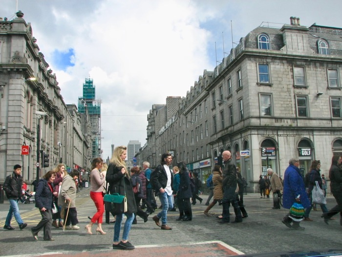 Obiective Turistice Aberdeen Scotia orașul de argint ce vizitam atractii 9