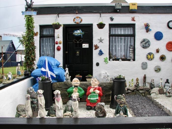 Obiective Turistice Aberdeen Scotia orașul de argint ce vizitam atractii 7