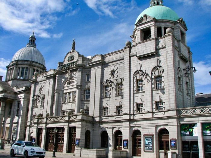 Obiective Turistice Aberdeen Scotia orașul de argint ce vizitam atractii 5