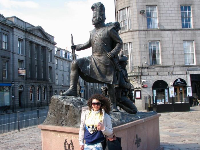 Obiective Turistice Aberdeen Scotia orașul de argint ce vizitam atractii 3