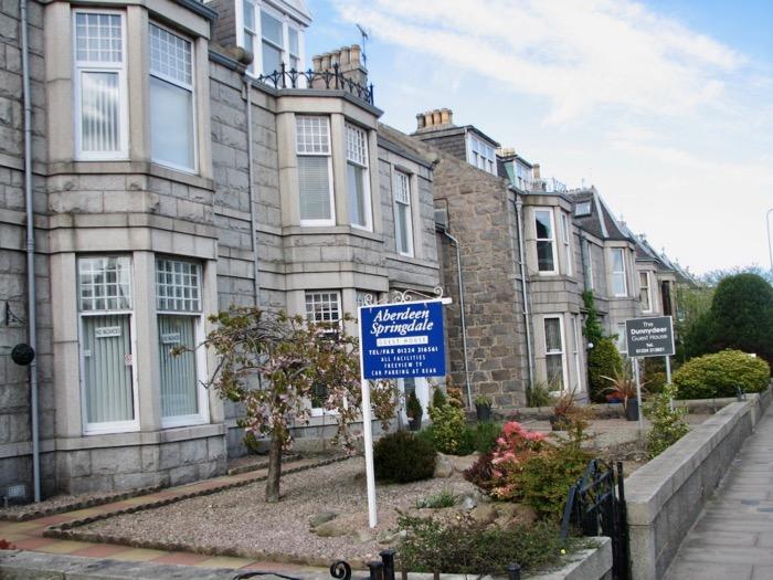 Obiective Turistice Aberdeen Scotia orașul de argint ce vizitam atractii 2