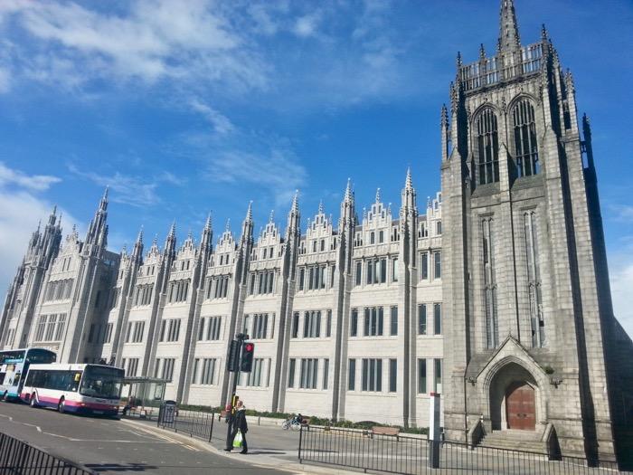 Obiective Turistice Aberdeen Scotia orașul de argint ce vizitam atractii 19