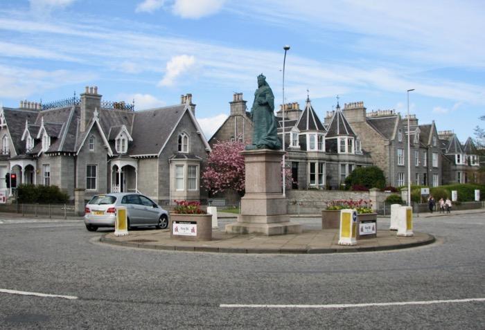 Obiective Turistice Aberdeen Scotia orașul de argint ce vizitam atractii 1