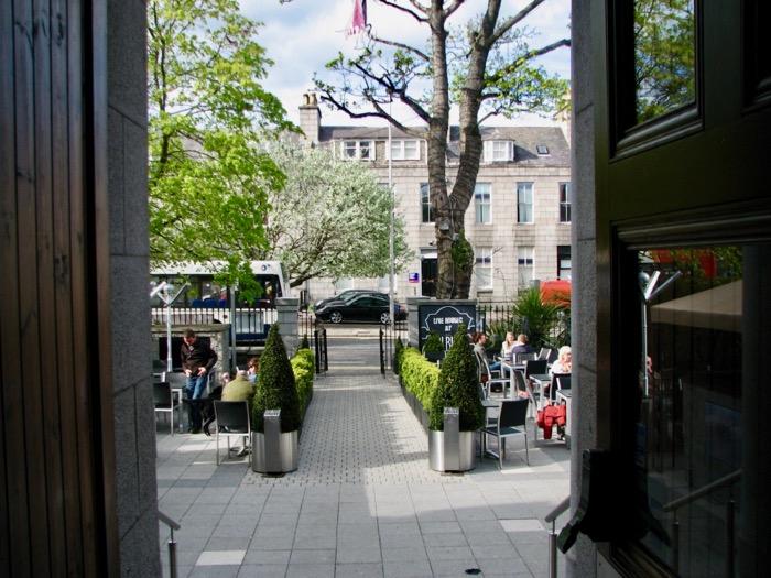 Obiective Turistice Aberdeen Scotia orașul de argint ce vizitam atractii
