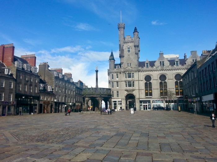 Obiective Turistice Aberdeen Scotia orașul de argint ce vizitam atractii 18