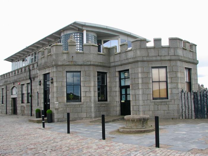 Obiective Aberdeen Scotia