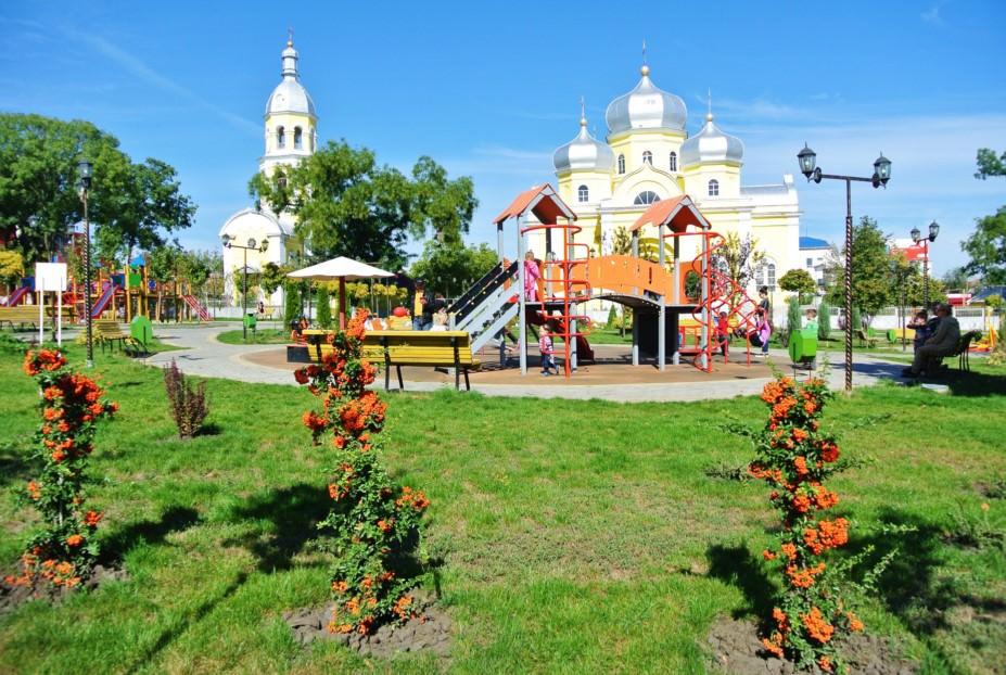 Catedrala Sf Ioan Botezatorul, Centrul Comratului, Gagauzia