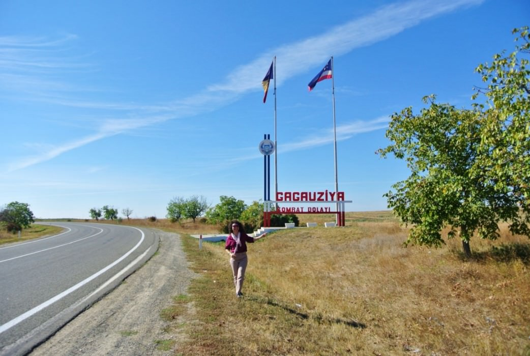 Am ajuns in Gagauzia!
