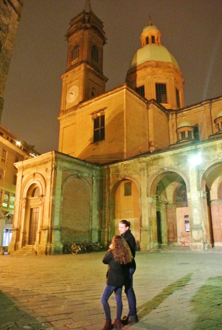 Bologna distractie