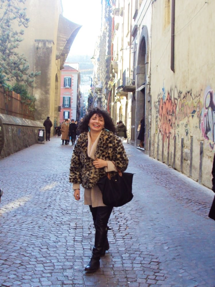 Vacanta Napoli iarna 1