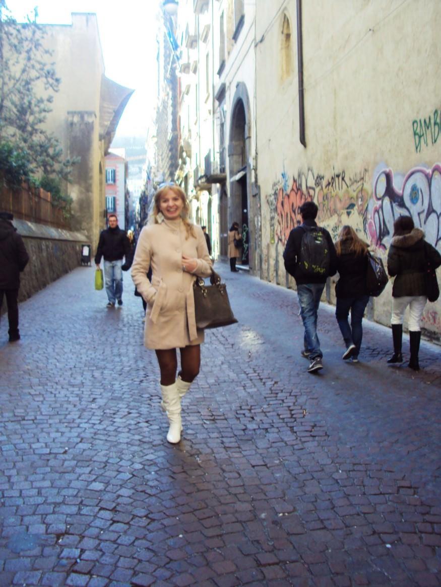 Vacanta Napoli iarna