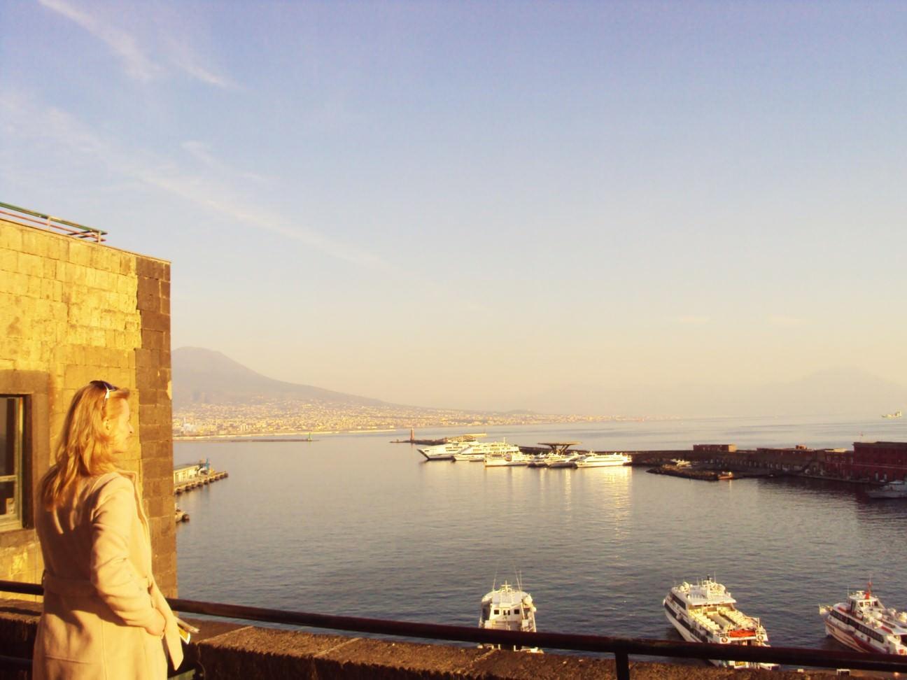 Vacanta Napoli iarna 19
