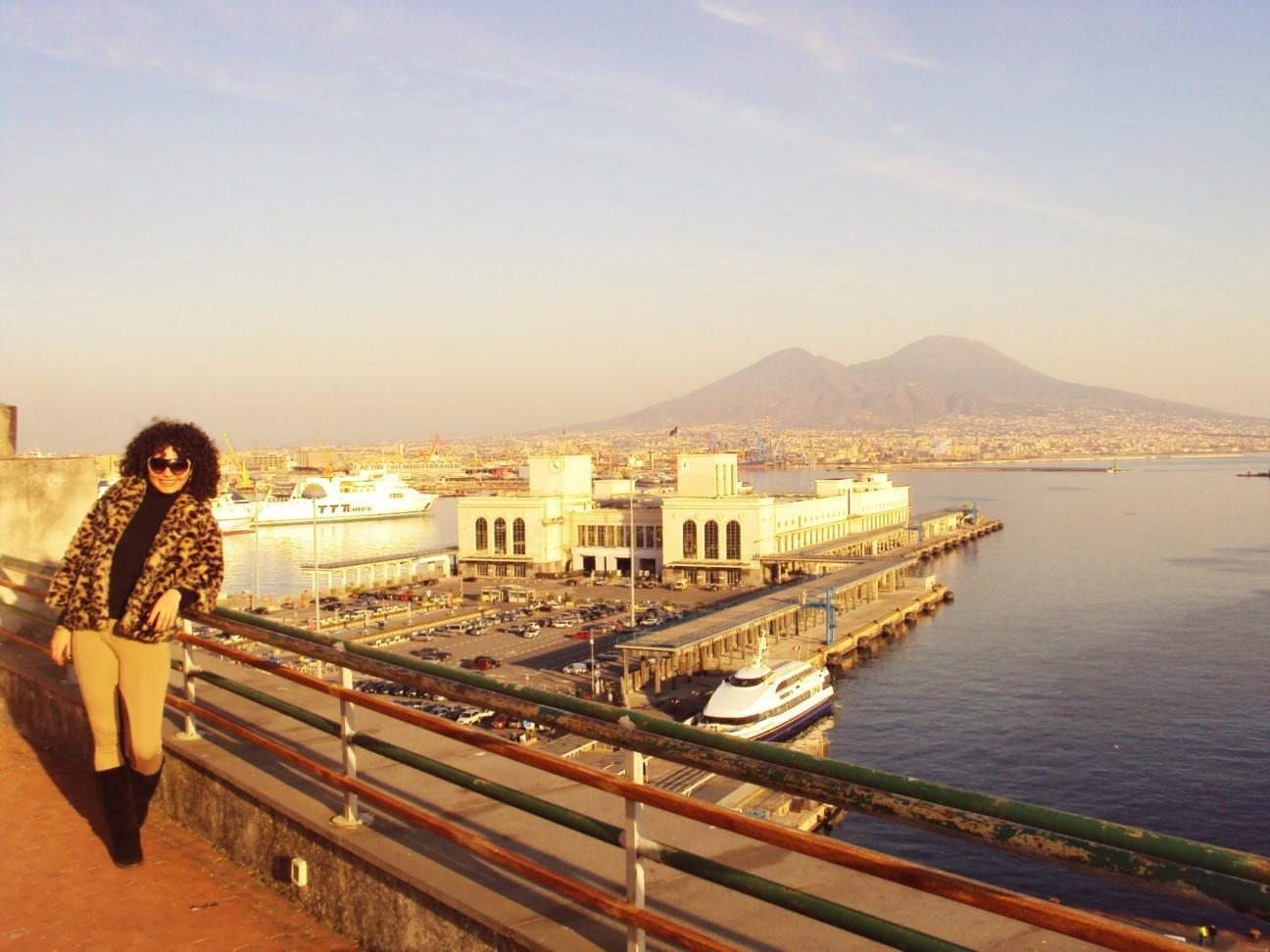 Vacanta Napoli iarna 20