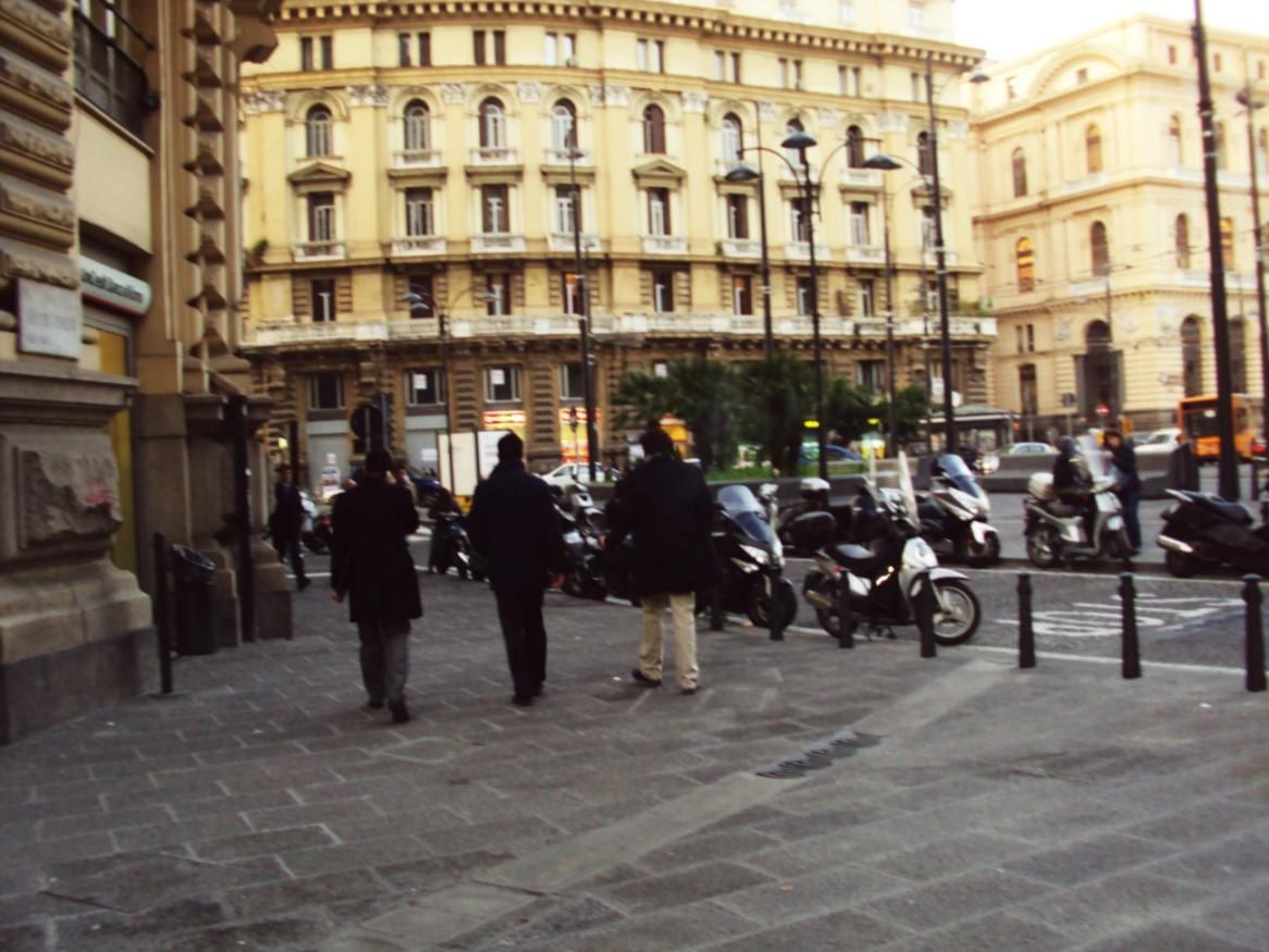 Vacanta Napoli iarna 22
