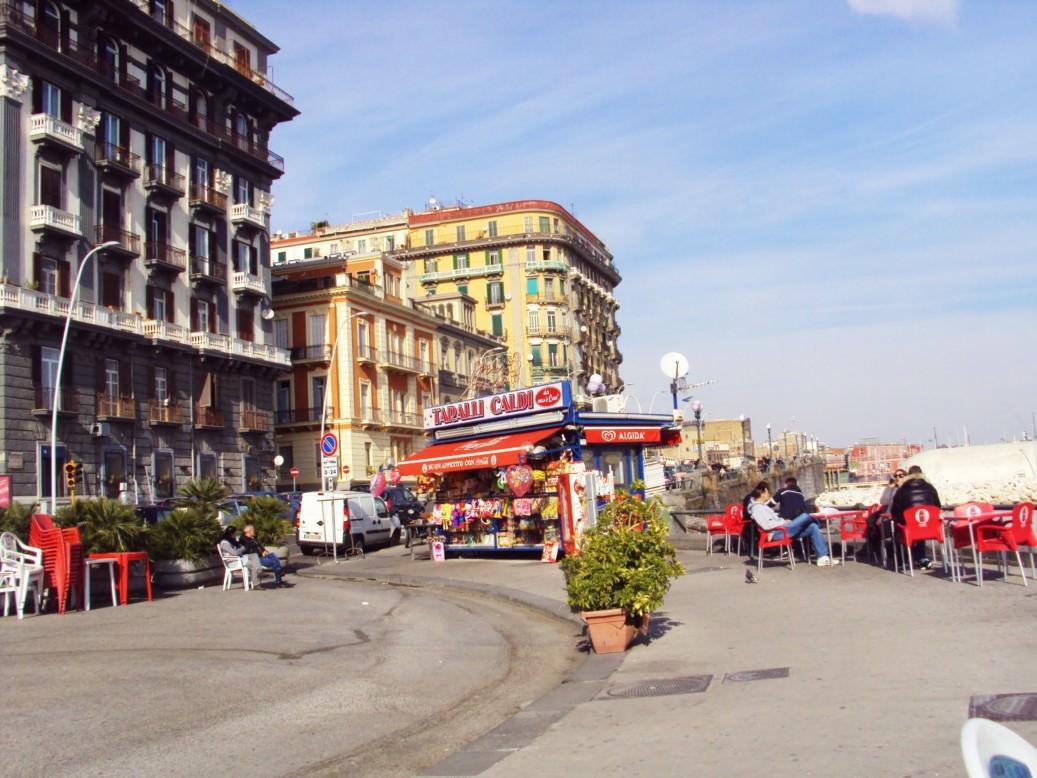 Vacanta Napoli iarna 24