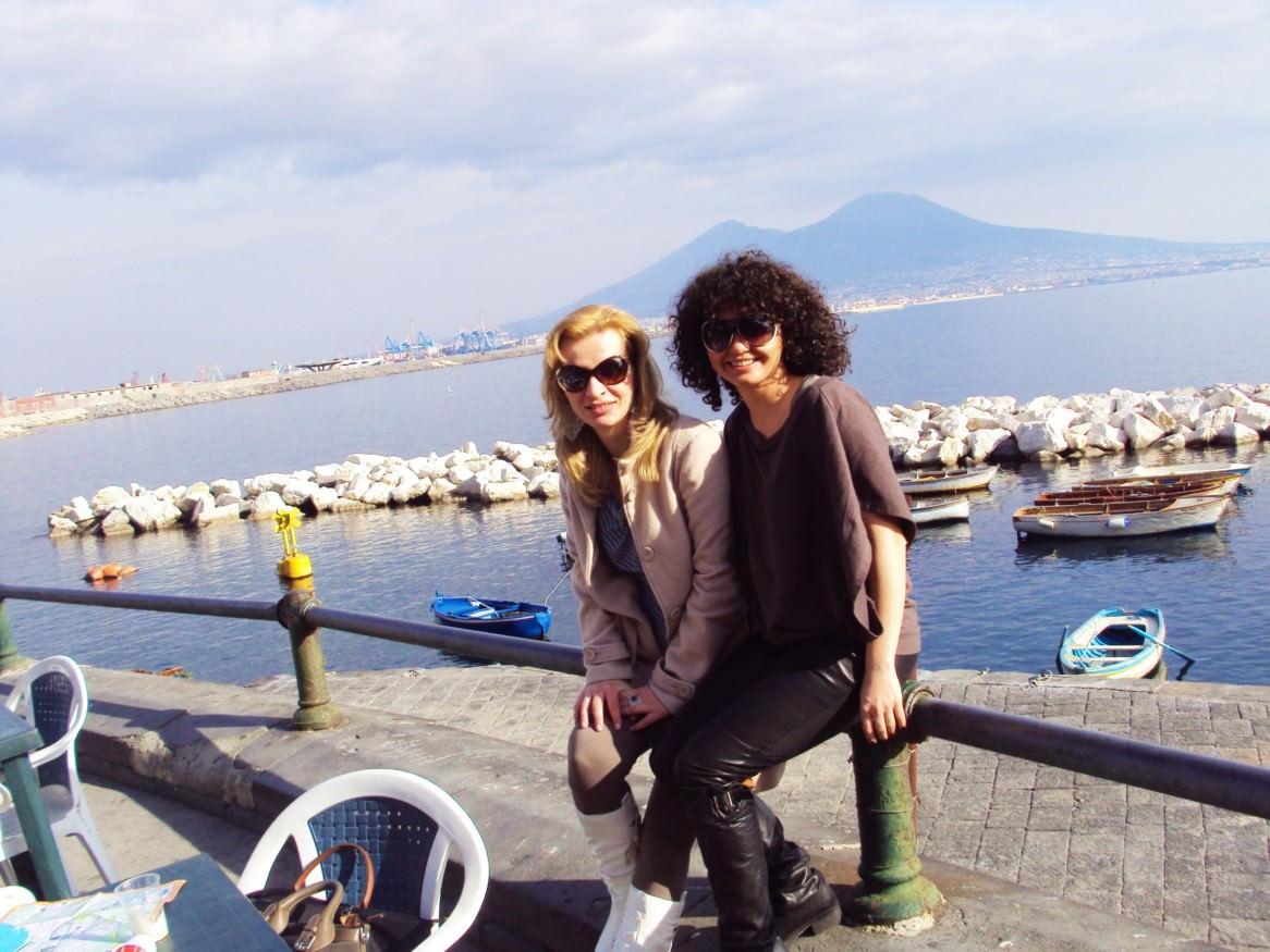 Vacanta Napoli iarna 27