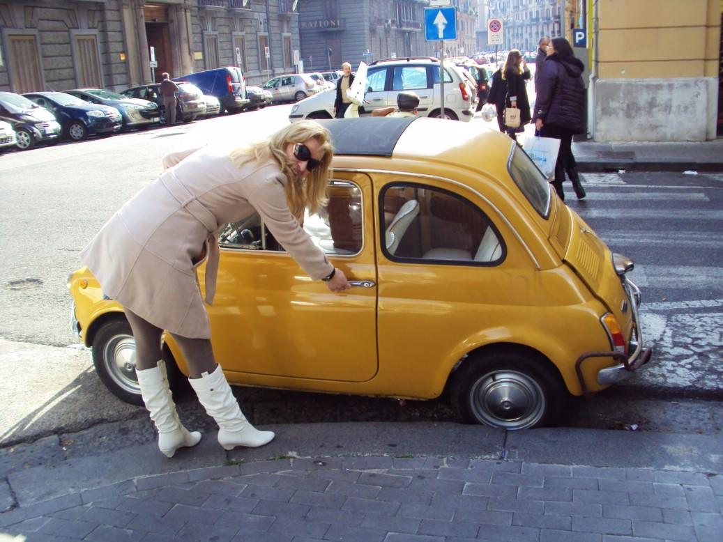 Vacanta Napoli iarna 28