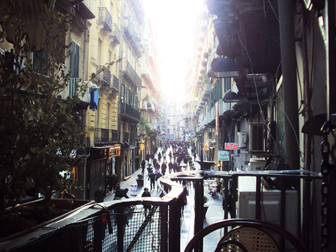 Vacanta Napoli iarna 33