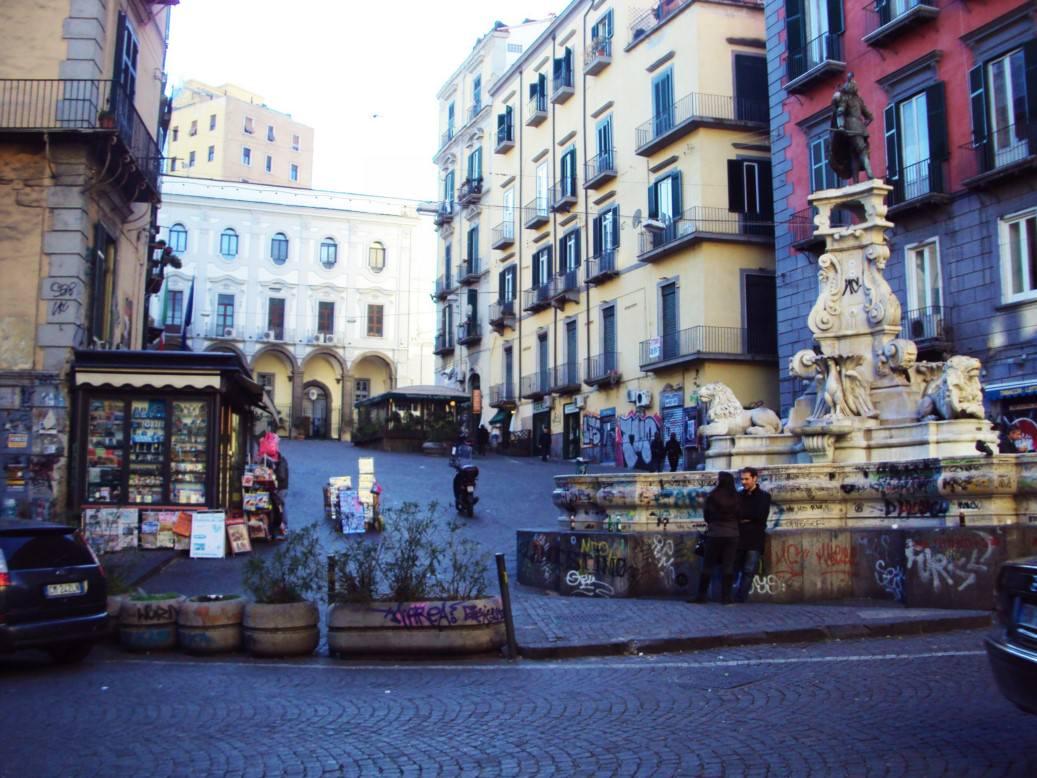 Vacanta Napoli iarna 6
