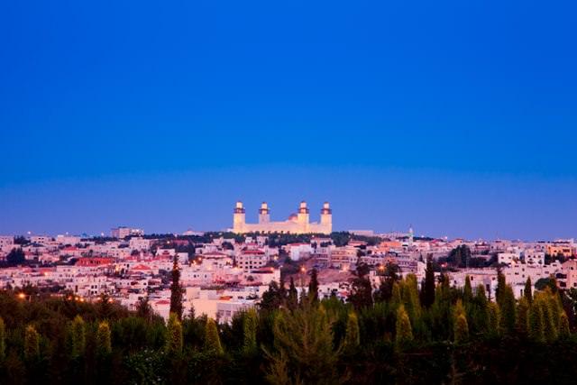 Amman Moscheea Hussein
