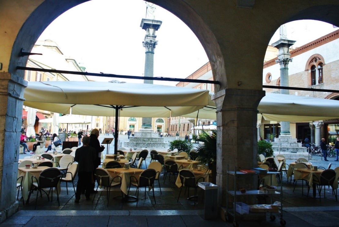 Ravenna terasa