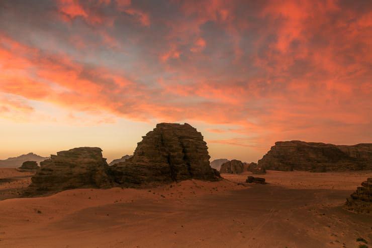 Wadi Rum Jordan (2)