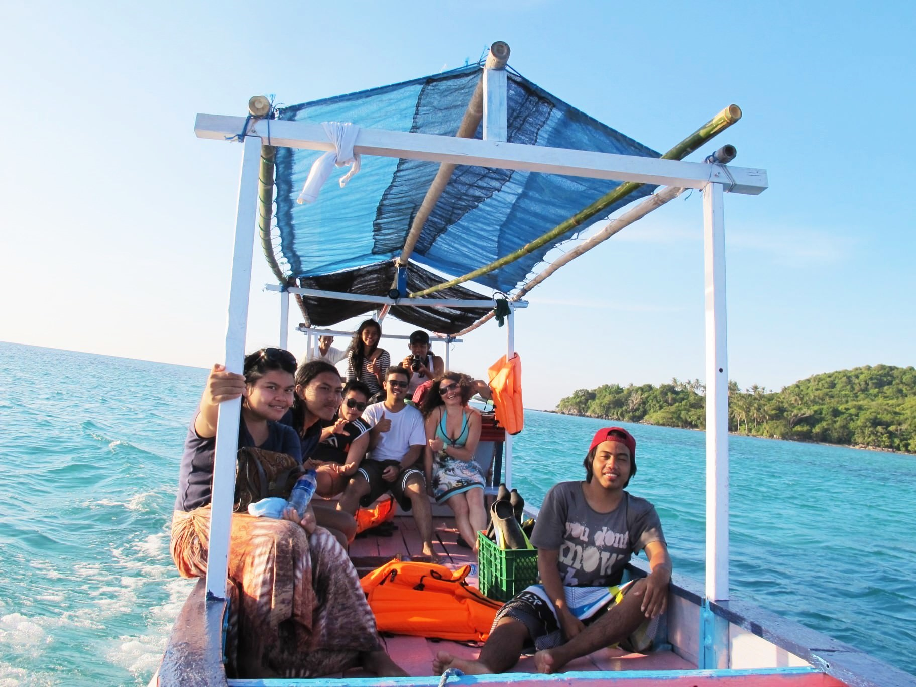 karimunjawa boat