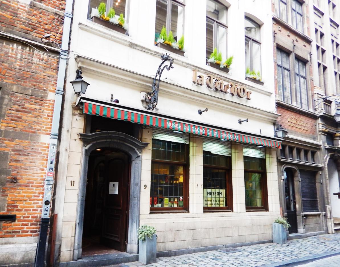 Muzeul Ciocolateii Bruxelles (8)
