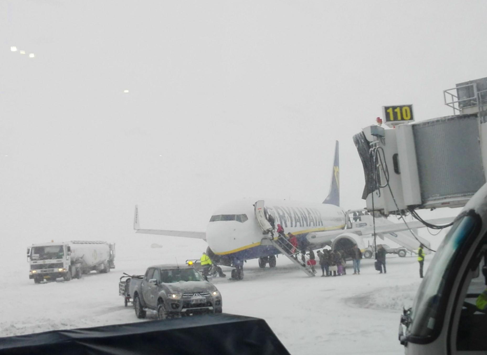Ryanair Bucuresti Bruxelles 17