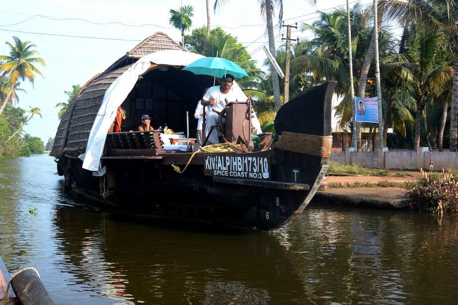 Caiac Kalypso Adventures Backwaters Kerala (10)