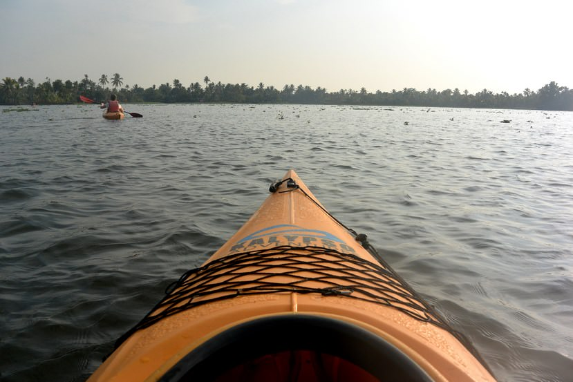 Caiac Kalypso Adventures Backwaters Kerala (12)