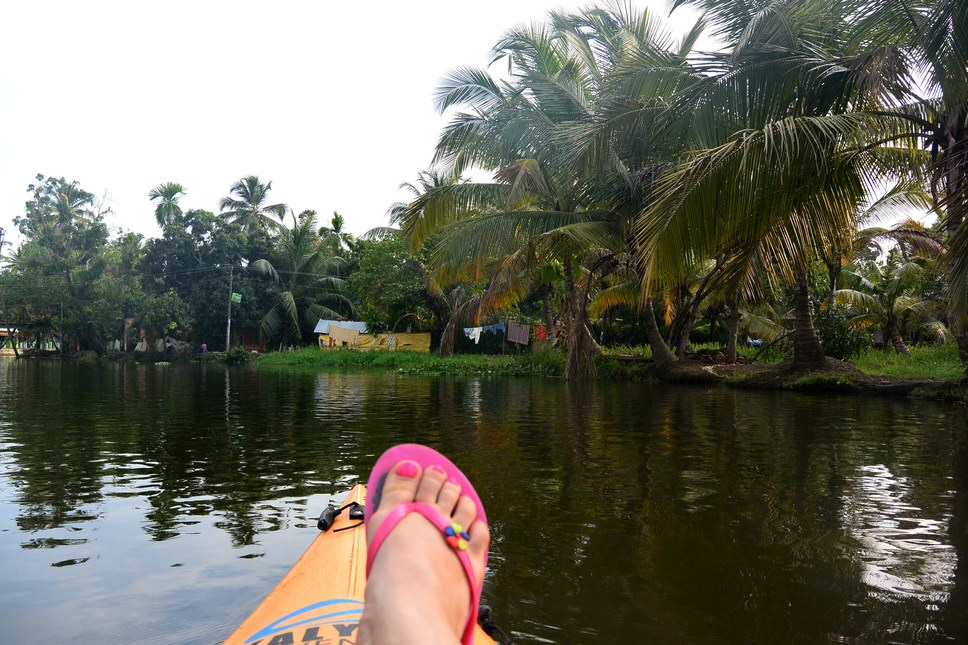 Caiac Kalypso Adventures Backwaters Kerala (13)
