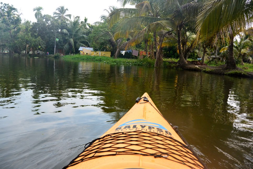 Caiac Kalypso Adventures Backwaters Kerala (14)