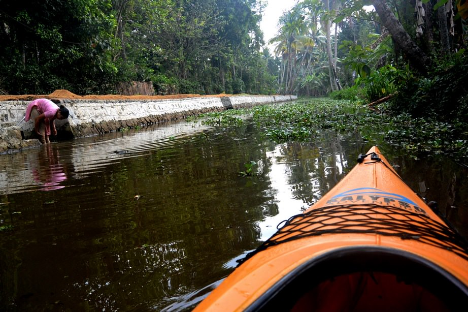 Caiac Kalypso Adventures Backwaters Kerala (25)