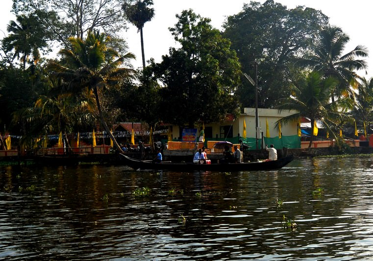 Caiac Kalypso Adventures Backwaters Kerala (3)
