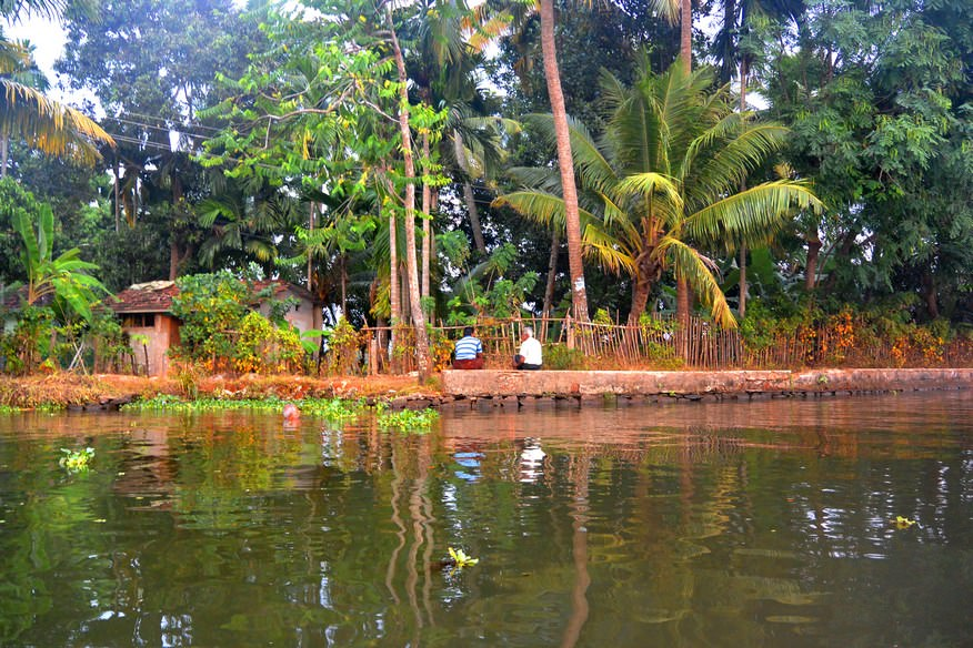 Caiac Kalypso Adventures Backwaters Kerala (41)
