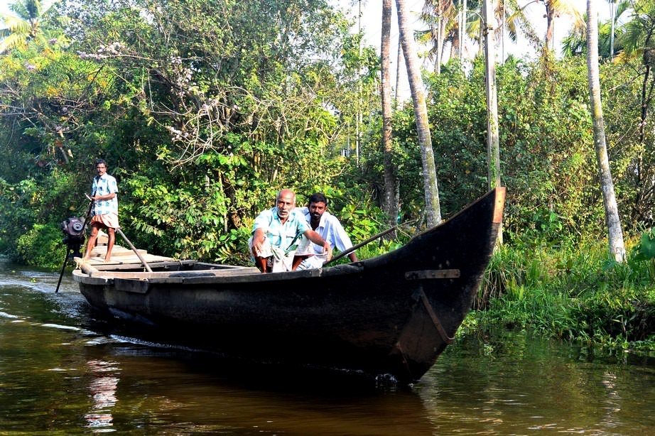 Caiac Kalypso Adventures Backwaters Kerala (8)