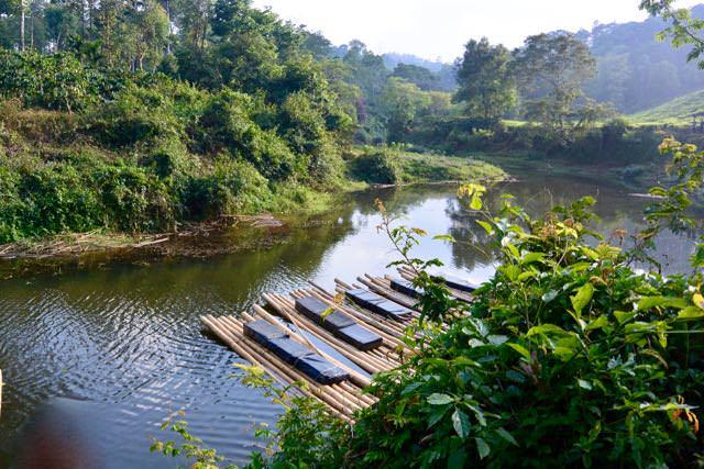 Babmoo Rafting Wayanad Kerala1