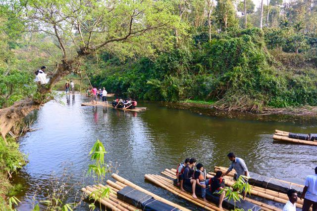 Babmoo Rafting Wayanad Kerala13