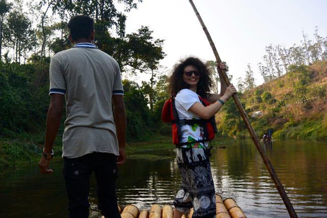 Babmoo Rafting Wayanad Kerala8