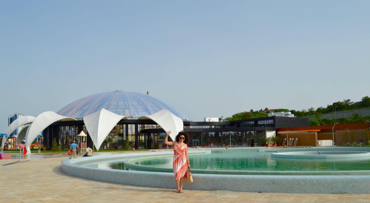 Nymphaea Oradea, mai mult decât un Aqua Parc 16