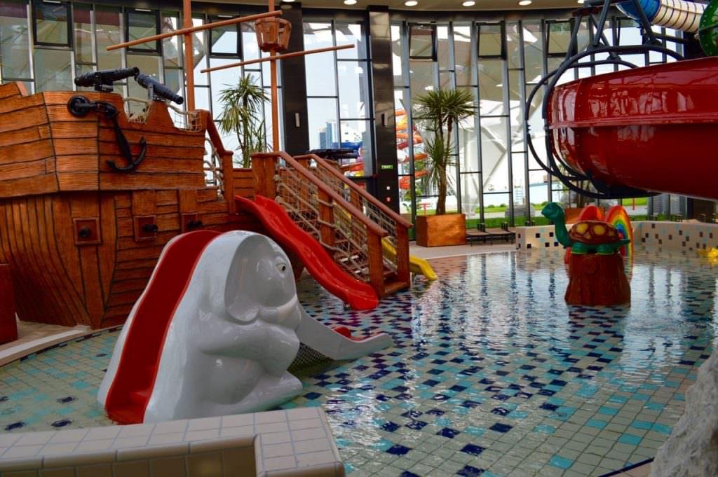 Nymphaea Oradea, mai mult decât un Aqua Parc 13