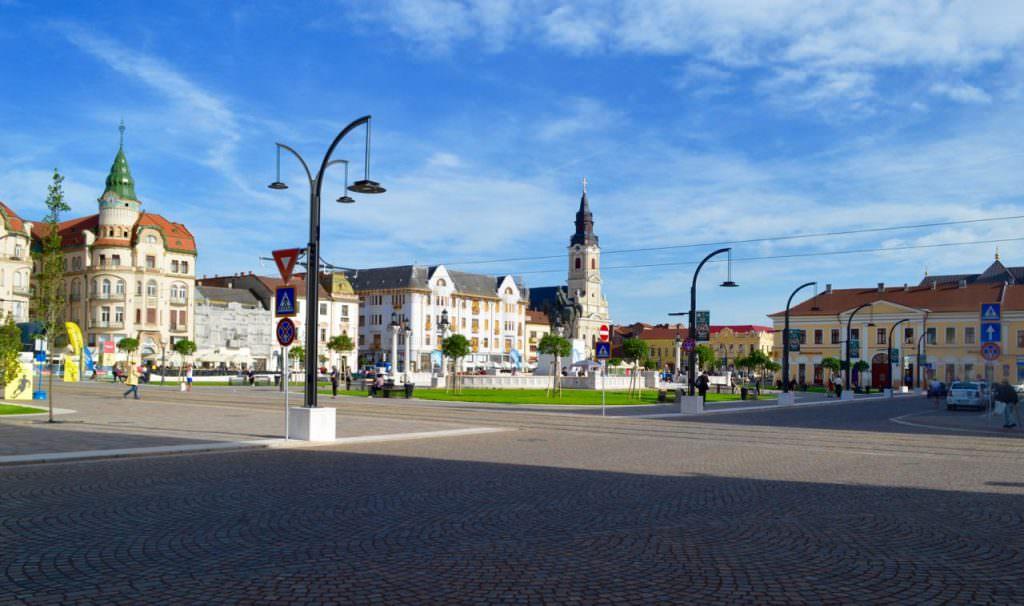 Piața Unirii Oradea Obiective Turistice