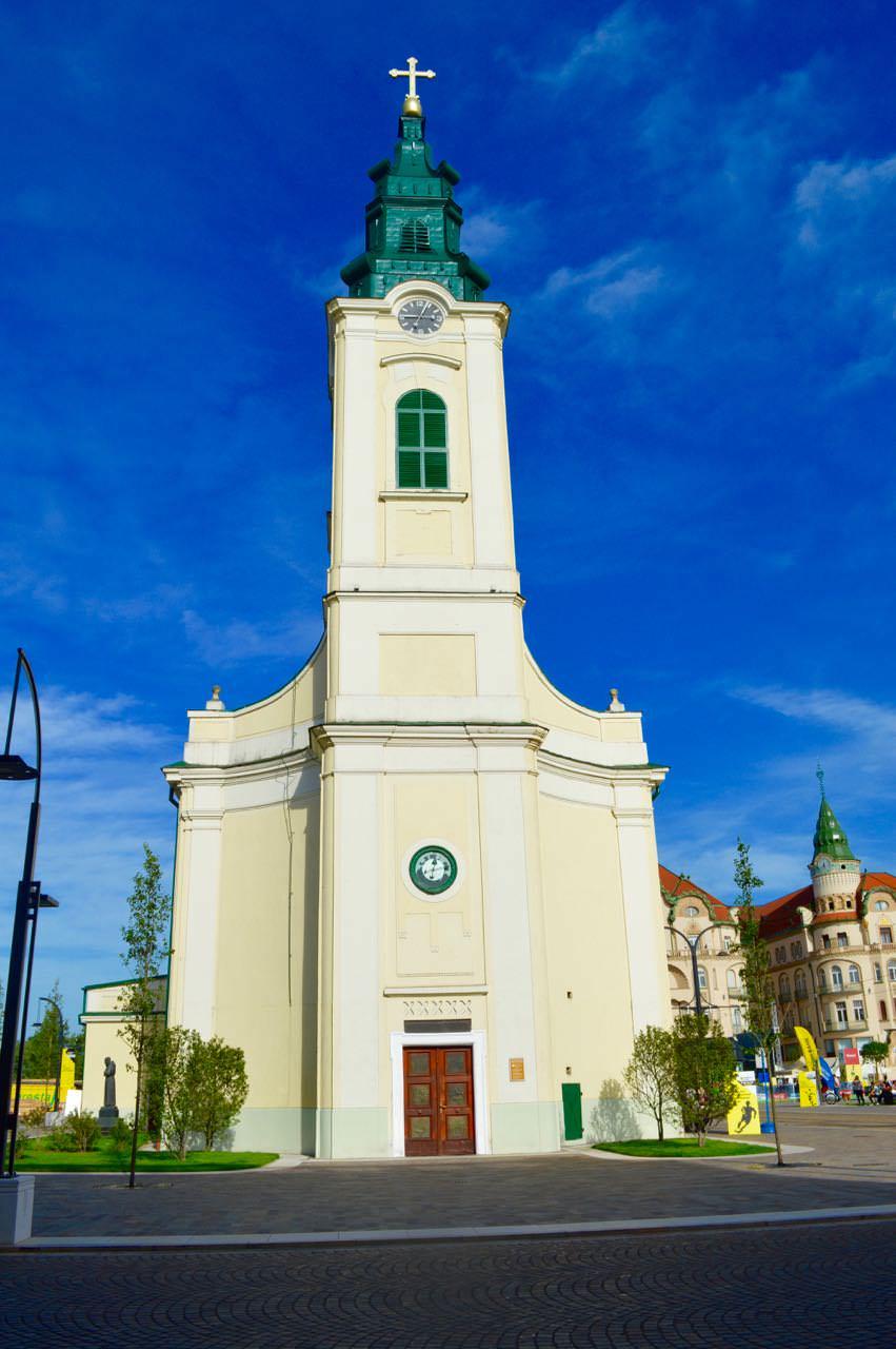Piața Unirii Oradea Obiective Turistice 3