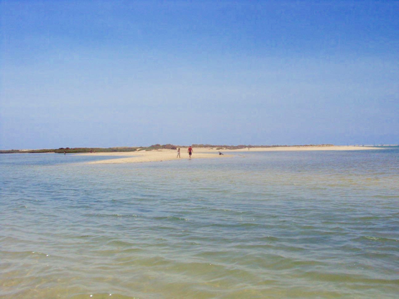Insula Armona Portugalia Algarve