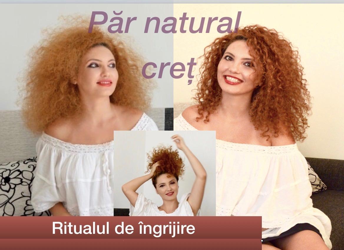 Cum și Cu Ce Produse îmi îngrijesc Părul Natural Creț Extravita