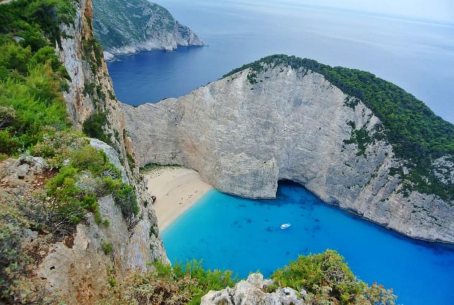 Excursie la plaja Navagio Zakynthos a