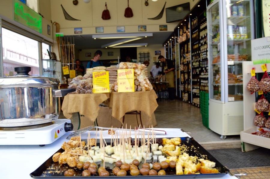 Tur culinar în Atena - cel mai delicios obiectiv turistic